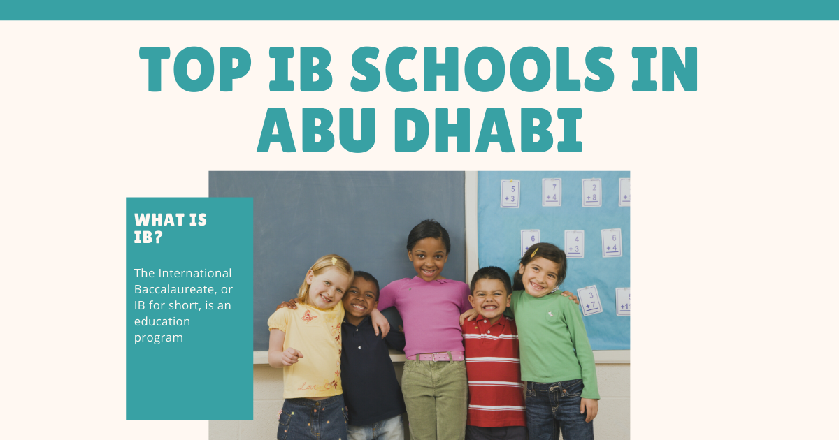 Top IB Schools in Abu Dhabi